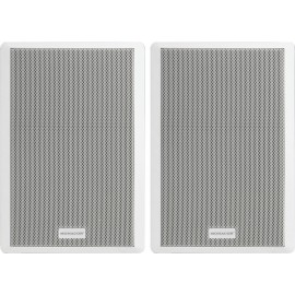 Paire de haut-parleurs ultra-plats, 40 WMAX, 4 Ω
