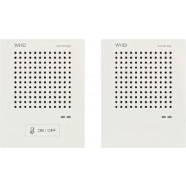 Interphone, standard, avec 2 stations de parole