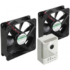 Set de ventilation pour RACK-625/42