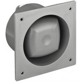 Haut-parleur à chambre de compression (pavillon musique) avec large bande, 4 Ω