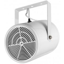 Projecteur de son Public Adress pour montage au mur ou plafond, résistant aux intempéries