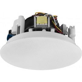 Haut-parleur Hi-Fi pour mur et plafond, 15 W, 100 V, 8 Ohm