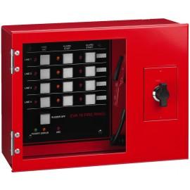 Système d'interphone pompiers Public Adress