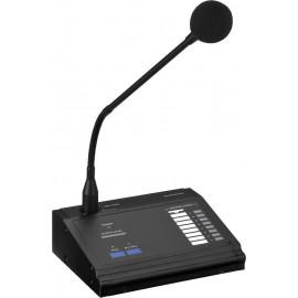 Microphone de commande Public Adress