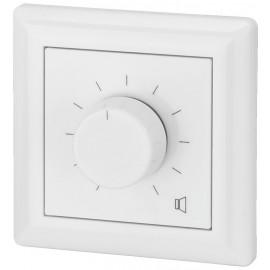 Atténuateurs pour sonorisation PA, relais 24 V à annonce forcée