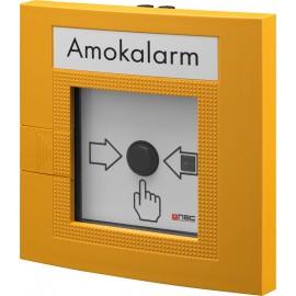 Bouton poussoir d'alarme / appel d'urgence AMOKALARM
