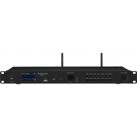 Radio internet, tuner FM RDS et DAB+, lecteur MP3, Bluetooth