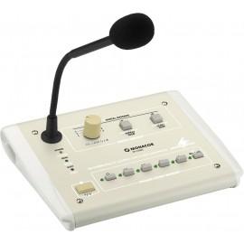 Microphone de table avec fonction commande