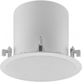 Subwoofer PA pour montage mur et plafond, 55 W, blanc