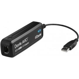 Adaptateur USB AVIO Dante®