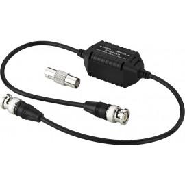 Transformateur d'isolation vidéo, 75 Ω, haute qualité