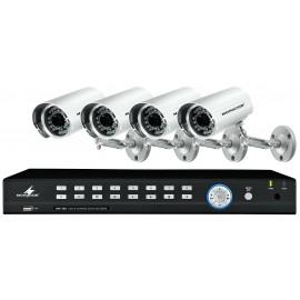 Set de surveillance vidéo