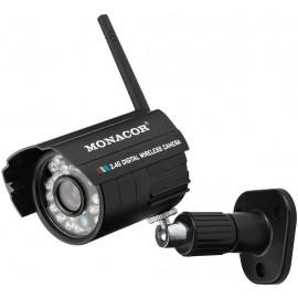 Emetteur caméra couleur numérique, 2,4 GHz, 10 mW