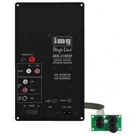 Module haut-parleur actif, DSP, 120 W