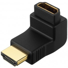 Adaptateur HDMI™, coudé