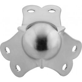 Coin métallique HP