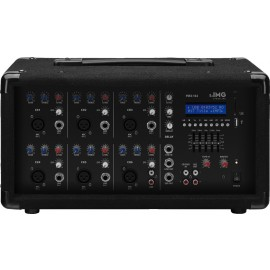 Table de mixage amplifiée, 70 W, 4