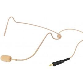 Microphone casque serre-tête professionnel