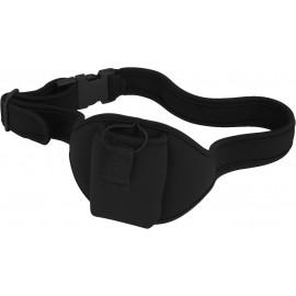 Sacoche ceinture noire