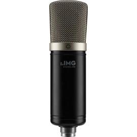 Microphone à condensateur, USB, grande membrane