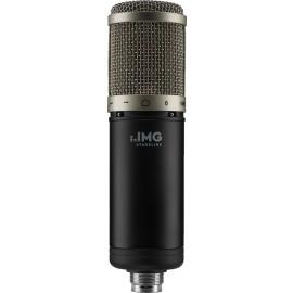 Microphone à condensateur, grande membrane