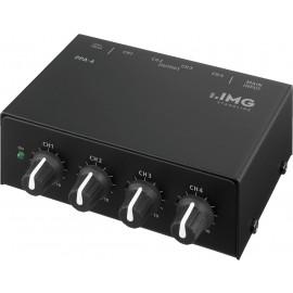 Amplificateur casque stéréo