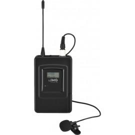 Emetteur micro cravate multi-fréquences