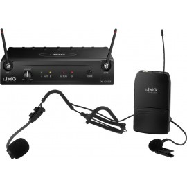 Système microphone sans fil multi-fréquences