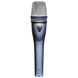 Microphone électret de chant