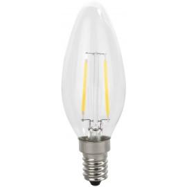 Lampe flamme LED, E14, ˜ 230 V/2 W