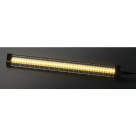 Barrette aluminium de LEDs, 24 V, système à enficher