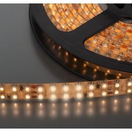 Flexibles à LEDs,  courant continue  24 V, version protégée contre l'humidité, double rangée