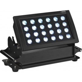 Projecteur à LEDs pour applications en extérieur, IP66, RGBW