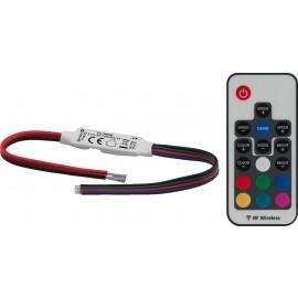 Mini contrôleur LED sans fil, 3 canaux