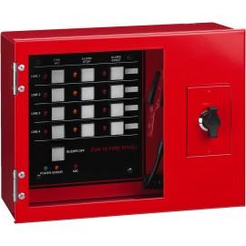 Micro appel pompiers PA pour EVA-16/2