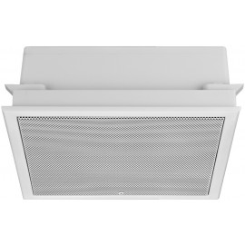 Haut-parleur Hi-Fi pour montage plafond ou mur encastré, 8 Ω