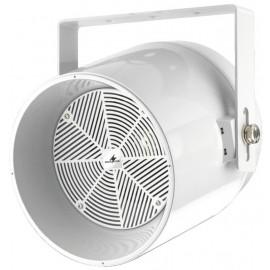 Projecteur de son Public Adress, pour montage au mur ou au plafond, résistant aux intempéries