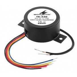 Transformateurs audio toriques 100 V