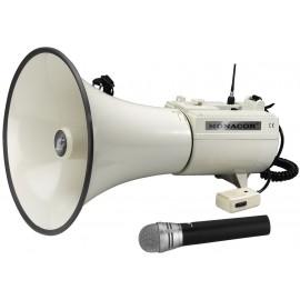 Mégaphone sans fil