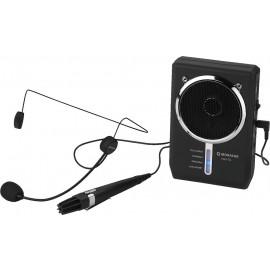 Amplificateur de discours mobile digital