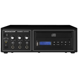 Amplificateur-Mixeur Public Adress mono