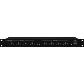Transmetteur Dante® 4 canaux