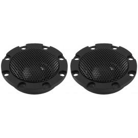 Paire de haut-parleurs d'aigu à dôme,  60 W, 4 Ω