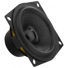 Haut-parleurs, HP large bande Hi-Fi