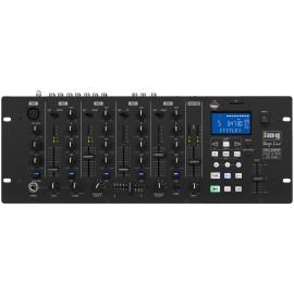 Table de mixage stéréo DJ avec lecteur MP3 intégré