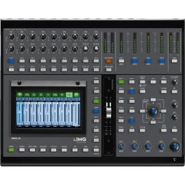 Table de mixage audio digitale 19 canaux