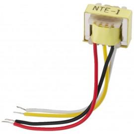 Transformateur audio 1:1 pour signaux micro