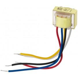 Transformateur audio 1:3/1:10 pour signaux micro