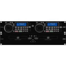 Lecteur CD DJ double et MP3 professionnel