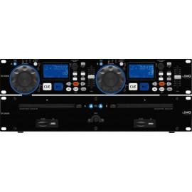 Lecteur CD DJ double et MP3